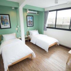 Vestel – Hostel комната для гостей
