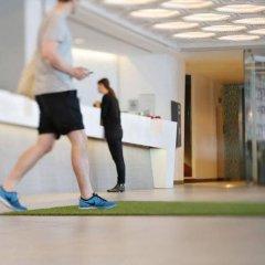 Отель NH Brussels Bloom спортивное сооружение