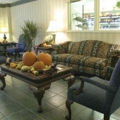 Отель Candlewood Suites Jersey City - Harborside интерьер отеля фото 3