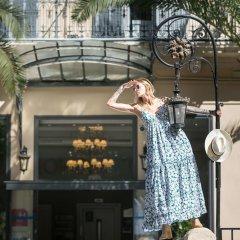 Отель Best Western Lakmi hotel Франция, Ницца - 9 отзывов об отеле, цены и фото номеров - забронировать отель Best Western Lakmi hotel онлайн бассейн фото 2