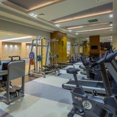 Side Sungate Hotel & Spa - All Inclusive фитнесс-зал фото 3