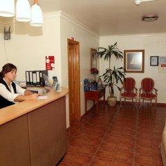 Апартаменты Alagoa Azul Apartments интерьер отеля