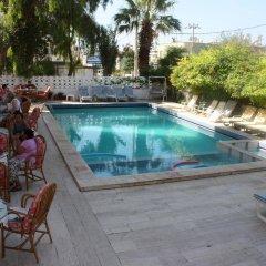 Saadet Турция, Алтинкум - 1 отзыв об отеле, цены и фото номеров - забронировать отель Saadet онлайн бассейн