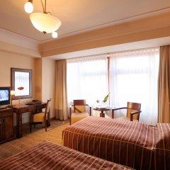 Отель Majestic Plaza Чехия, Прага - 8 отзывов об отеле, цены и фото номеров - забронировать отель Majestic Plaza онлайн комната для гостей
