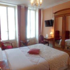 Отель Hôtel Continental Эвиан-ле-Бен комната для гостей фото 3