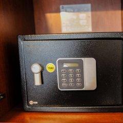 Отель Celestin Residence Гданьск сейф в номере