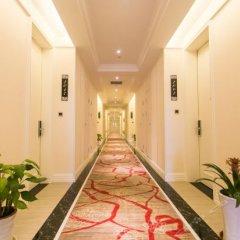 Taihu Xiangting Meicheng Holiday Hotel интерьер отеля