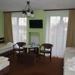 Отель Halny Pensjonat Закопане комната для гостей
