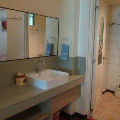 Отель Alamo Bay Inn Филиппины, остров Боракай - отзывы, цены и фото номеров - забронировать отель Alamo Bay Inn онлайн ванная