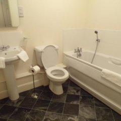 Отель City Centre Brunswick Street Suite Великобритания, Глазго - отзывы, цены и фото номеров - забронировать отель City Centre Brunswick Street Suite онлайн ванная фото 2