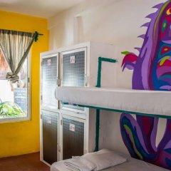 Отель Hostel Che Мексика, Плая-дель-Кармен - отзывы, цены и фото номеров - забронировать отель Hostel Che онлайн интерьер отеля фото 3