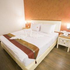 J&Y Hotel Бангкок комната для гостей фото 3