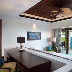 Отель Banana Island Resort Doha By Anantara удобства в номере