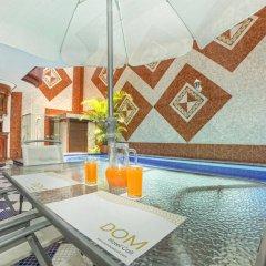 Отель Dom Hotel Cali Колумбия, Кали - отзывы, цены и фото номеров - забронировать отель Dom Hotel Cali онлайн бассейн фото 2