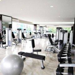 Отель PARINDA Бангкок фитнесс-зал