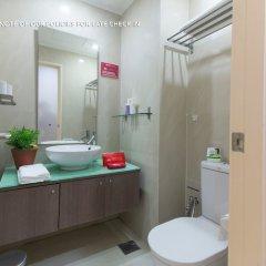 Отель ZEN Home Parkview KLCC Малайзия, Куала-Лумпур - отзывы, цены и фото номеров - забронировать отель ZEN Home Parkview KLCC онлайн ванная фото 2
