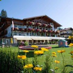 Отель Alpenpanorama Австрия, Зёлль - отзывы, цены и фото номеров - забронировать отель Alpenpanorama онлайн приотельная территория