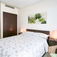 Апартаменты One Perfect Stay - Studio at Burj Views Дубай комната для гостей фото 3