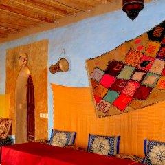 Отель Гостевой дом La Vallée des Dunes Марокко, Мерзуга - отзывы, цены и фото номеров - забронировать отель Гостевой дом La Vallée des Dunes онлайн комната для гостей фото 2