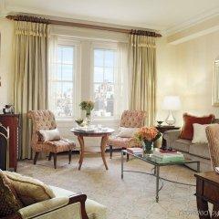 Отель The Pierre, A Taj Hotel, New York США, Нью-Йорк - отзывы, цены и фото номеров - забронировать отель The Pierre, A Taj Hotel, New York онлайн комната для гостей фото 3