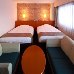 Green Hotel Yes Ohmi-hachiman Омихатиман комната для гостей фото 2