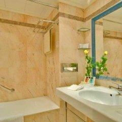 Отель Crowne Plaza Europa Hotel Бельгия, Брюссель - отзывы, цены и фото номеров - забронировать отель Crowne Plaza Europa Hotel онлайн ванная