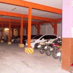 Thai City Palace Hotel парковка