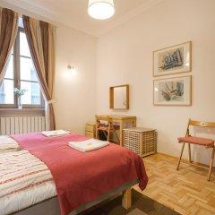 Апартаменты P&O Podwale Apartments комната для гостей