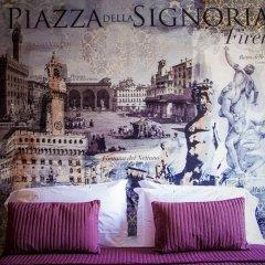 Отель The Artists' Palace Florence
