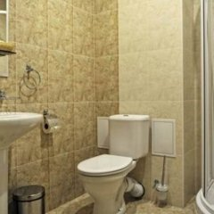 Гостиница Веретено в Белгороде 1 отзыв об отеле, цены и фото номеров - забронировать гостиницу Веретено онлайн Белгород ванная фото 2