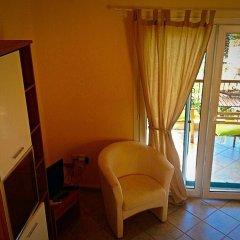 Отель Frontbeach Maisonette Ситония комната для гостей фото 5