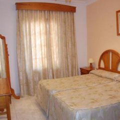 Отель Antonio Conil Испания, Кониль-де-ла-Фронтера - отзывы, цены и фото номеров - забронировать отель Antonio Conil онлайн комната для гостей фото 4