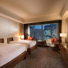 Отель Conrad Tokyo Япония, Токио - отзывы, цены и фото номеров - забронировать отель Conrad Tokyo онлайн комната для гостей фото 2