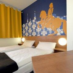 Отель B&B Hotel Dresden Германия, Дрезден - отзывы, цены и фото номеров - забронировать отель B&B Hotel Dresden онлайн комната для гостей фото 4