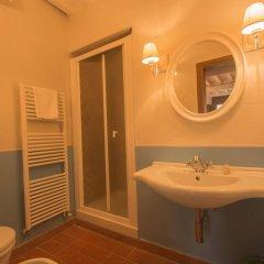 Апартаменты Castellare di Tonda - Apartments ванная