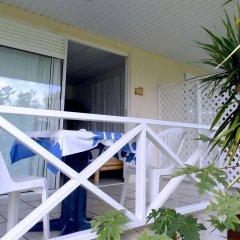 Отель Pension De La Plage балкон