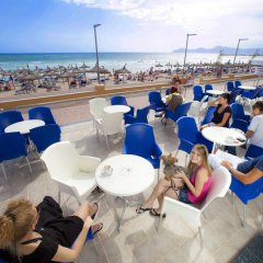 Hotel JS Can Picafort гостиничный бар
