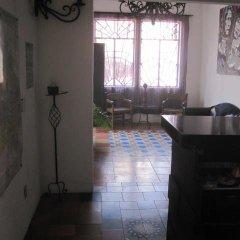 Mezcalito Blue Hostel интерьер отеля фото 3