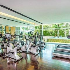 Отель Wyndham Sea Pearl Resort Phuket Таиланд, Пхукет - отзывы, цены и фото номеров - забронировать отель Wyndham Sea Pearl Resort Phuket онлайн фитнесс-зал фото 4