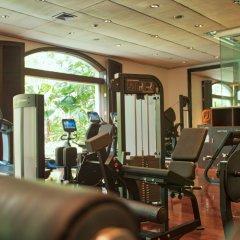 Отель Anantara Siam Бангкок фитнесс-зал