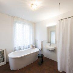 Отель Guesthouse Parques Rietberg Швейцария, Цюрих - отзывы, цены и фото номеров - забронировать отель Guesthouse Parques Rietberg онлайн ванная