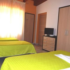 Hotel Quadrifoglio - Quadrifoglio Village Понтеканьяно удобства в номере фото 2