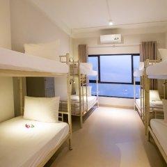 Backhome Hotel - Hostel интерьер отеля фото 3