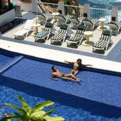 Отель Mirador Acapulco фитнесс-зал