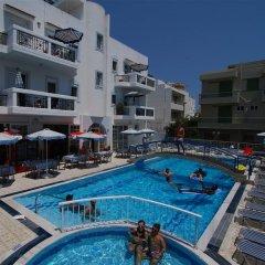 Отель Sevi Sun Apartments I Греция, Кос - отзывы, цены и фото номеров - забронировать отель Sevi Sun Apartments I онлайн фото 3