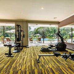 Huong Giang Hotel Resort and Spa фитнесс-зал фото 4