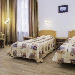 Мини-Отель СПбВергаз 3* Стандартный номер с 2 отдельными кроватями фото 15