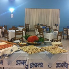 Отель Abbondanza Италия, Гаттео-а-Маре - отзывы, цены и фото номеров - забронировать отель Abbondanza онлайн питание фото 3