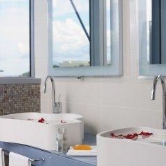 Отель T Hotel Италия, Кальяри - отзывы, цены и фото номеров - забронировать отель T Hotel онлайн ванная фото 2