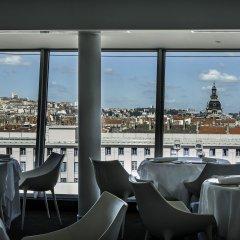Отель Sofitel Lyon Bellecour гостиничный бар